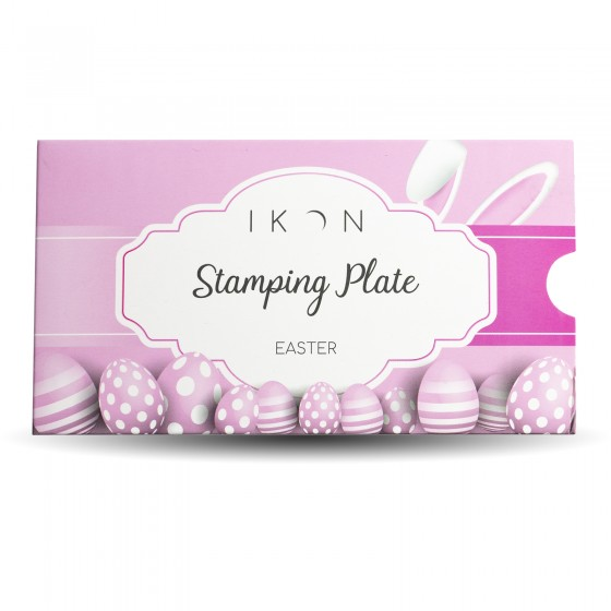 Stamping Plate Easter