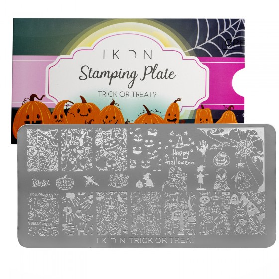 Stamping Plate Trick or Treat?