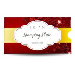 Stamping Plate Christmas