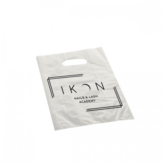 Shopper in Plastica Ikon...