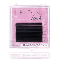Silk Lash D 0,07 Mix 7-12 mm